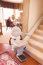 chair stair lift ELECTRA-RIDE LT Nationwide Lifts