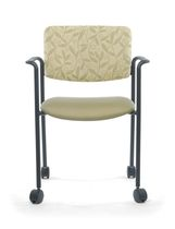 chair with casters for healthcare facilities ACHIEVE Stance Healthcare