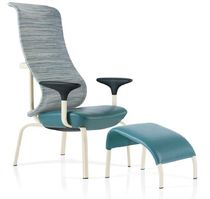 chair for healthcare facilities (with footstool) PA Sittris