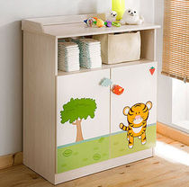 changing table (unisex) BABY SAFARI : SF-1201 Cilek AS