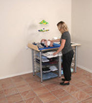 changing table (unisex) 328 KINDERGARTEN  Mountway