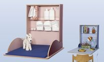 changing table (unisex) KAWAPRO Timkid