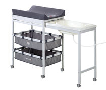 changing table with casters (unisex) ROCK STAR  roba Baumann