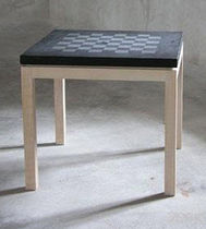 chess table LYE G.A.D