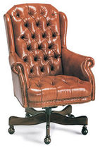 chesterfield executive armchair DIRECTOR'S TUFTED HANCOCK AND MOORE
