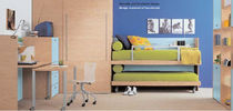 chlid's trundle bed (unisex)  Erba Mobili di Erba Giulio e Alessandro