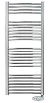 chrome dual energy towel radiator TCR-140 DUCASA CLIMA, S.A.