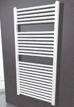 chrome hot-water towel radiator TYPE AD hoc