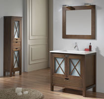 classic bathroom MADEIRA 80 CM. NOGAL MACRAL