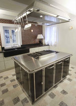 classic kitchen island GU2010 SERIE GRAND CHEF ISOLA de Manincor