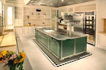 classic kitchen island GU3015 SERIE GRAND CHEF ISOLA de Manincor
