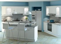 classic laminate kitchen BARI-LAGO SAGNE