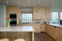 classic matt lacquer eco-friendly kitchen (water-based lacquers)  Grey Design Studio