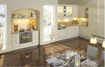 classic matt lacquer eco-friendly kitchen (water-based lacquers) GRANADA 2401 Brigitte
