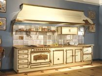 classic metal kitchen TORRICELLA GTO340R RESTART