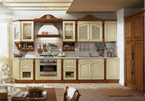 classic painted wood kitchen ROSY Corazzin Group - Contract & hotel