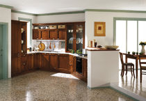 classic solid wood kitchen GENNY Corazzin Group - Contract & hotel