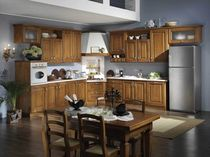 classic solid wood kitchen VALENTINA Onlywood SRL