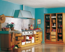 classic solid wood kitchen (oak) CALAIS4 CHEMINEES PHILIPPE