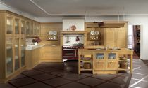 classic solid wood kitchen (oak) CARMEN Arredo3 s.r.l.