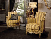 classic style armchair LIBERTY : 513 MEDEA