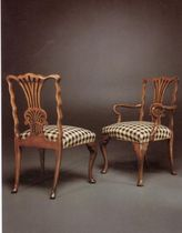 classic style armchair 829-A  William Switzer