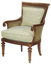 classic style armchair CANE by Mark Hampton HICKORY CHAIR