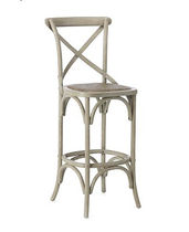 classic style bar chair BOSQUET Williams Sonoma Home