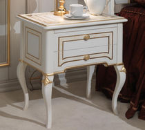 classic style bed-side table FRENCH STYLE 18TH RUBENS 9001 VIMERCATI MEDA CLASSIC FURNITURE