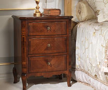 classic style bed-side table FRENCH STYLE 19TH RUBENS  VIMERCATI MEDA CLASSIC FURNITURE
