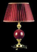 classic style bronze table lamp CELIDONIA LAUDARTE srl