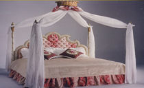 classic style canopy double bed  BUSSANDRI
