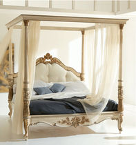 classic style canopy double bed 2399 GRIFONI SILVANO