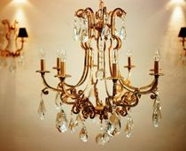classic style chandelier RV-999-F8 Signature Home Collection