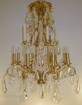 classic style chandelier RV-167/M/F8 4 Signature Home Collection