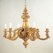 classic style chandelier (metal) CHANDELIERS : GEORGE I VAUGHAN
