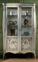 classic style china cabinet 9149 GRIFONI VITTORIO