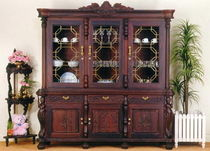 classic style china cabinet EXPRESS Andrews Wood Crafts