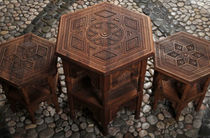 classic style coffee table PESHKUN: RNT 142    rukotvorine