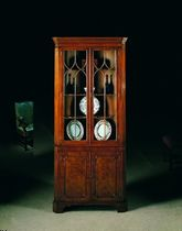 classic style corner china cabinet 2093  Arthur Brett