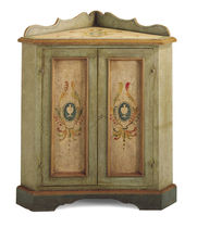 classic style corner sideboard  Mobili di Castello