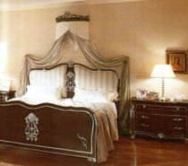 classic style double bed AC-10046 Signature Home Collection