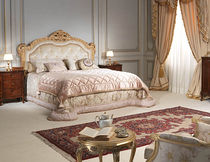 classic style double bed FRENCH STYLE 19TH RUBENS  VIMERCATI MEDA CLASSIC FURNITURE