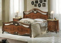 classic style double bed V40254 pensarecasa.it