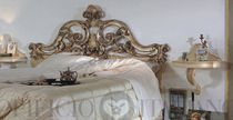 classic style double corbeille bed  Opificio Italiano Srl