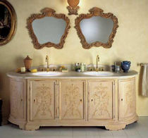 classic style double washbasin cabinet 8535/PD BIANCHINI &amp; CAPPONI