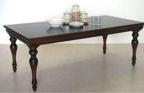 classic style extending table PR-4301 Signature Home Collection