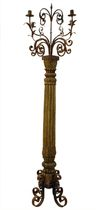 classic style floor lamp  CONELY