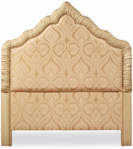 classic style headboard for double bed LOUIS XIV  CENTURY FURNITURE