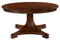 classic style round table RIVERHOUSE by Thomas O'Brien HICKORY CHAIR